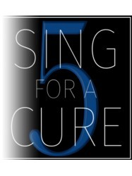 Sing For A Cure 5 at Chequer Mead, East Grinstead