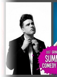 East Grinstead Summer Comedy Gala at Chequer Mead, East Grinstead