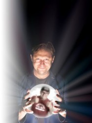 Ivan Brackenbury supports Tom Binns: The Psychic Comedium  at Chequer Mead, East Grinstead