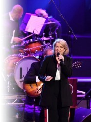 Clare Teal and her Trio at Chequer Mead, East Grinstead