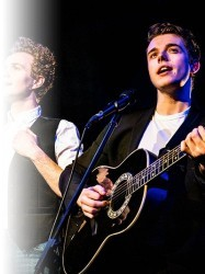 The Simon & Garfunkel Story  at Chequer Mead, East Grinstead