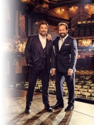 Michael Ball & Alfie Boe: Back Together  at Chequer Mead, East Grinstead