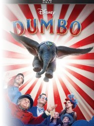 Dumbo at Chequer Mead, East Grinstead