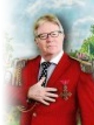 Jim Davidson - Last Man Standing Tour at Chequer Mead, East Grinstead